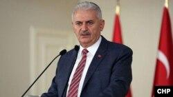 Türkiyə parlamentinin spikeri Binəli Yıldırım