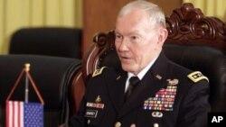 Генерал Мартін Демпсі