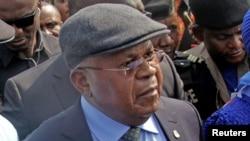 Etienne Tshisekedi, 27 juillet 2016.