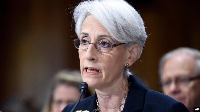 Bà Wendy Sherman - Cựu thứ trưởng ngoại giao Hoa Kỳ, đặc trách các vấn đề chính trị.