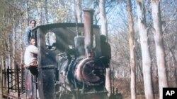 چھانگا مانگا جنگل: یہاں اب بھی بھاپ سے چلنے والے پرانے انجن چل رہے ہیں۔