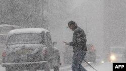 Në Evropë vazhdon moti i ftohtë dhe ngricat