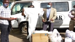 Mali: Impunzi z'Abanyarwanda Zatanze Imfashanyo yo Kurwanya Covid-19