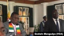 Zimbabwe President Emmerson Mnangagwa Declares Coronavirus National Disaster - 2