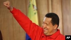 委內瑞拉總統查韋斯表示他正在從與癌症的鬥爭中恢復,明年會贏得總統選舉。