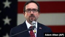 Pemerintah Turki memanggil Dutabesar Amerika, John Bass, guna memrotes pernyataan juru bicara Deplu AS (foto: dok).