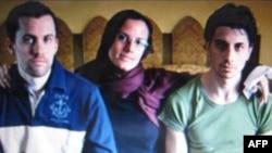 İran Amerikalı Kadın Dağcıya Yarım Milyon Dolar Kefalet İstiyor