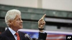 El exmandatario Bill Clinton estará de visita en Miami este martes 11 de septiembre, según informó el partido demócrata.