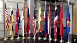 Cờ các nước trong khối ASEAN