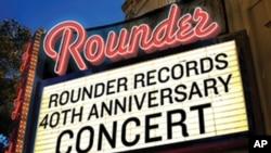 Diskografska kuća Rounder Records proslavila 40. rođendan