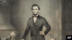 林肯总统解放了黑奴