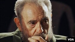 """""""Nadie tiene el derecho de usar la violencia contra un ser humano"""", dijo Fidel Castro."""