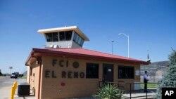 美国俄克拉荷马州的里诺监狱