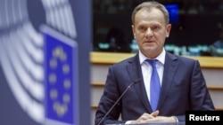 Predsednik Evropskog saveta, Donald Tusk (Arhiva)