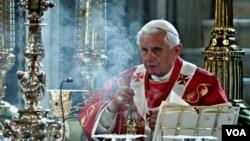 El papa Benedicto XVI ya realizó 22 viajes internacionales antes de llegar a México.