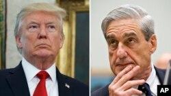 A los legisladores les preocupa que el presidente Trump pueda tratar de responder negativamente a las dos primeras imputaciones en el caso y que regresen las criticas hacia Mueller y la investigación.
