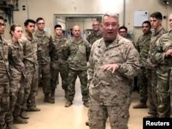 ABD Merkez Kuvvetler Komutanı Org. Kenneth McKenzie
