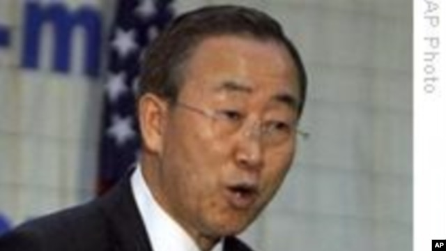 UN Secretary-General Expresses 'Grave Concern' Over Iran Nuclear Facility