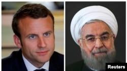 Presiden Perancis Macron sempat menelpon Presiden Iran Rouhani terkait AS-Iran.