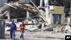 Posledice zemljotresa u Mirandoli
