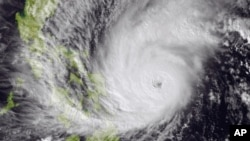 عبور این توفان از ساحات مرکزی فلیپین سه روز را در بر می گیرد