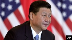 រូបឯកសារ៖ លោក Xi Jinping ជាប្រធានាធិបតីចិន។