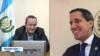 Giammattei y Guaidó acuerdan trabajar juntos por restaurar la democracia en Venezuela