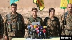 叙利亚民主力量宣布向拉卡发动攻势