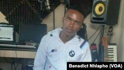 Umculi uMajozi Thando Ngwenya