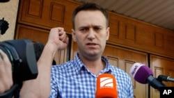 Nhà hoạt động đối lập Nga Alexei Navalny