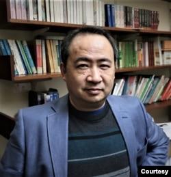 西澳大学政治与国际关系学教授陈杰(照片提供: 陈杰)