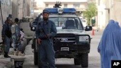 افغان پولیس کی بس میں دھماکا، تین اہلکار ہلاک