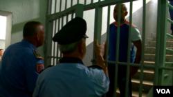 albanian prison