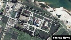 영변핵시설 위성사진(자료사진)