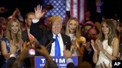 دونالد ترامپ فعلا تنها نامزد باقی مانده در حزب جمهوریخواه است.