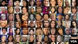 Doce latinas entran en la lista de mujeres más valientes en el mundo, según Newsweek.