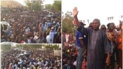 Oposição guineense intensifica acções de rua contra o governo