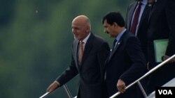 رئیس جمهور افغانستان به اوفا - روسیه مواصلت کرد