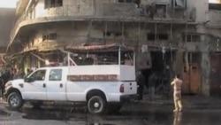 伊拉克爆炸死57人 政治危机继续
