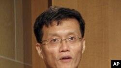 亞洲開發銀行的首席經濟學家李昌鏞
