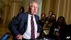 El demócrata Harry Reid, asegura que el Senado debe reestructurarse para ser más efectivo a la hora de tomar decisiones.