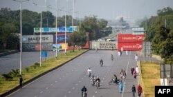 آزادی مارچ کی اسلام آباد آمد: دارالحکومت میں کیا تیاریاں ہیں؟