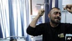 شام : شورش میں اضافہ، پانچ افراد زخمی