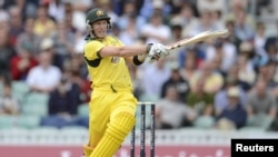 Australia's George Bailey