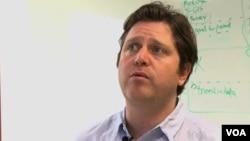 Boston Children's Hospital epidemiologist John Brownstein (VOA / S. Baragona)