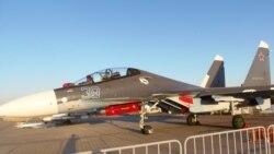 Su-30SM အမ်ိဳးအစား ႐ုရွားတိုက္ေလယာဥ္မ်ား ျမန္မာ၀ယ္မည္