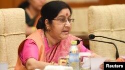 Menteri Luar Negeri India, Sushma Swaraj