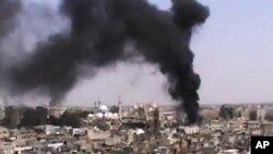 敘利亞交戰各方始終未有停火
