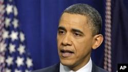 ایرانی حکومت شہریوں کو احتجاج کی اجازت دے، صدر اوباما