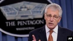 Bộ trưởng Quốc phòng Mỹ Chuck Hagel